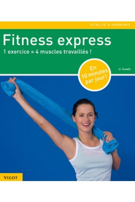 Fitness express: 1 exercice, 4 muscles travaillés !