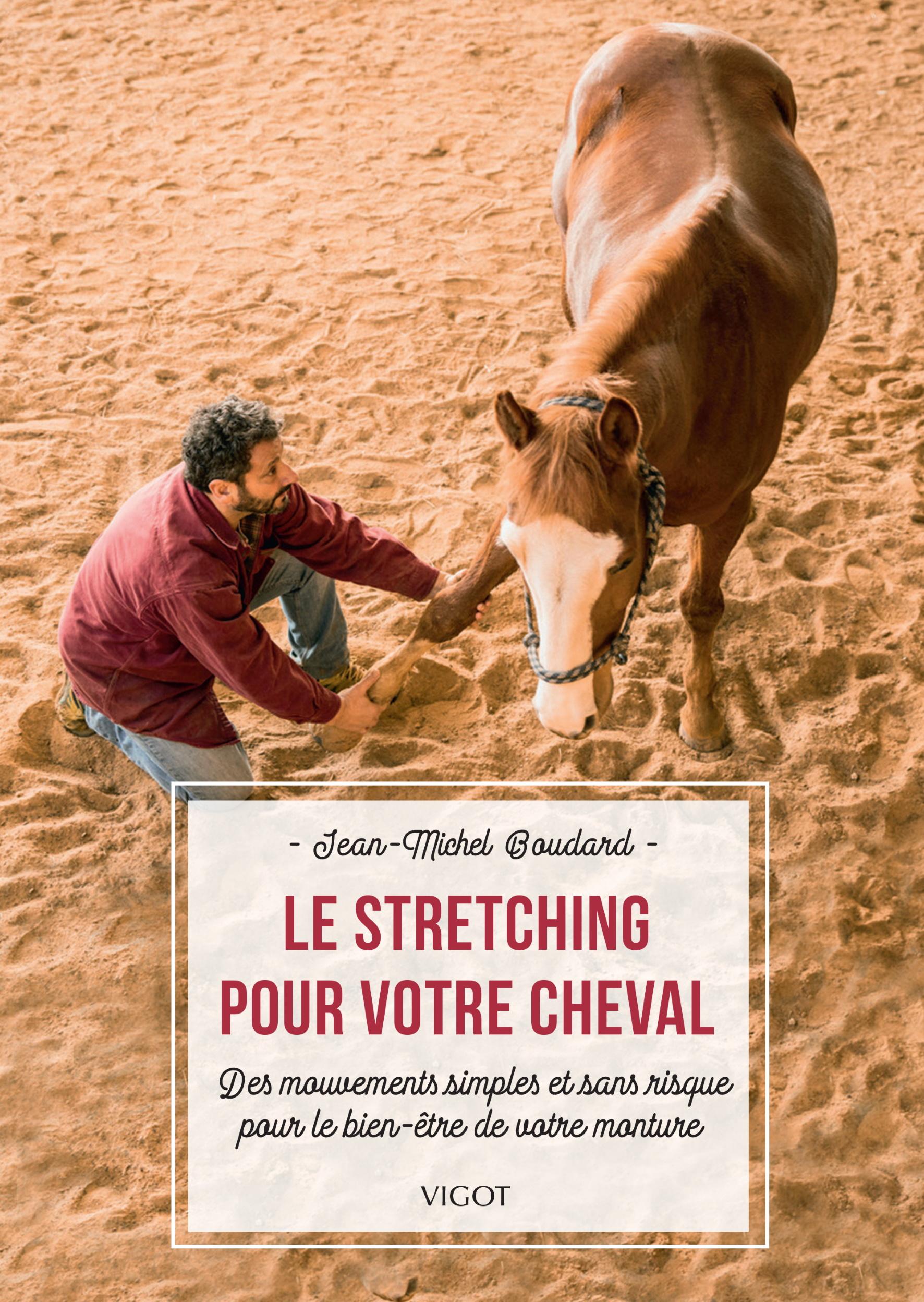 Le stretching pour votre cheval