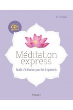 Méditation express + CD